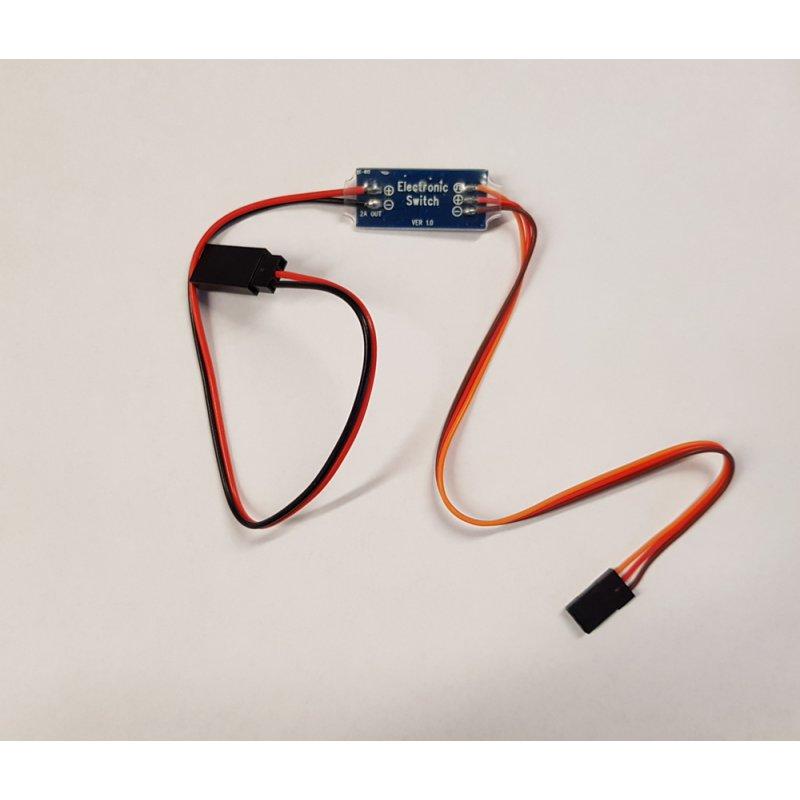 Dr. Mad Thrust elektronischer Ein- Ausschalter für LED-Lichter H