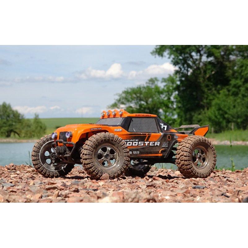 Pirate Booster RC Car Crawler T2M T4933 Komplett-Set 2 1f07be62b635e