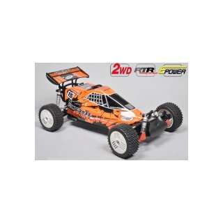 FUN CROSS Sport 2WD Brushless Power Motor Regler Sender 1:6 FG 670070ER